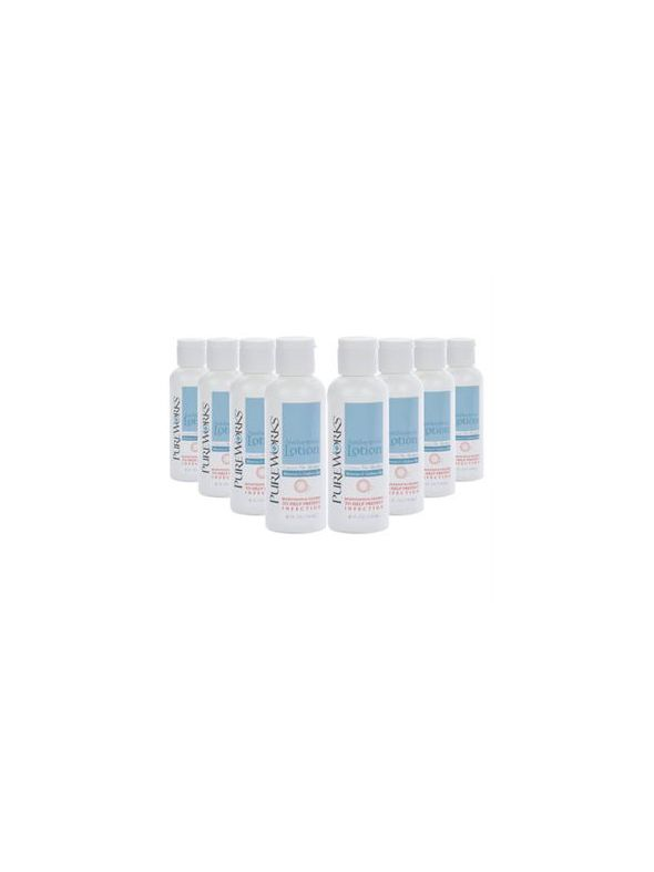 Case of eight of the 4 oz. Antibacterial Lotion